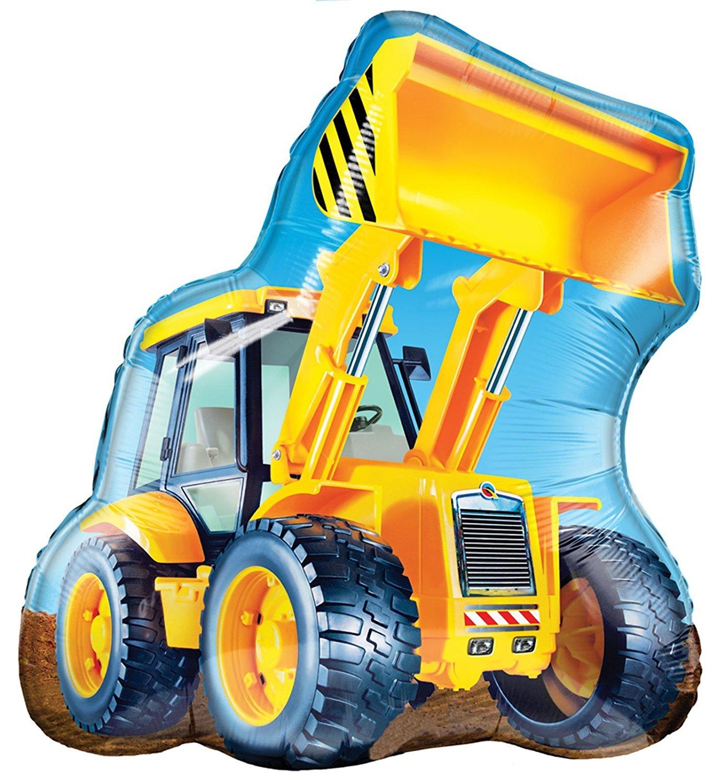 Construction Loader Folienfigur - 58195