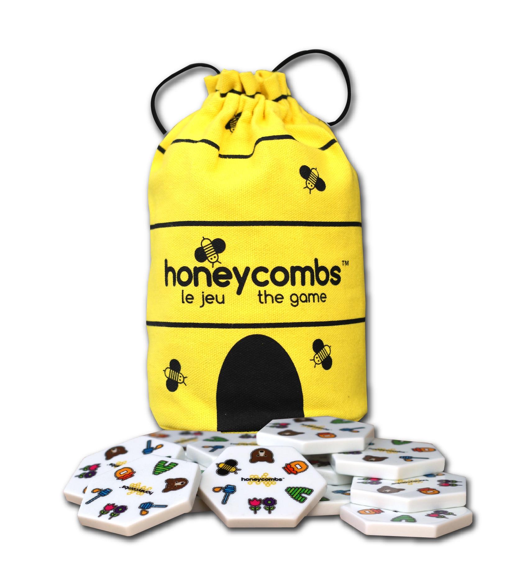 Honeycombs Legespiel
