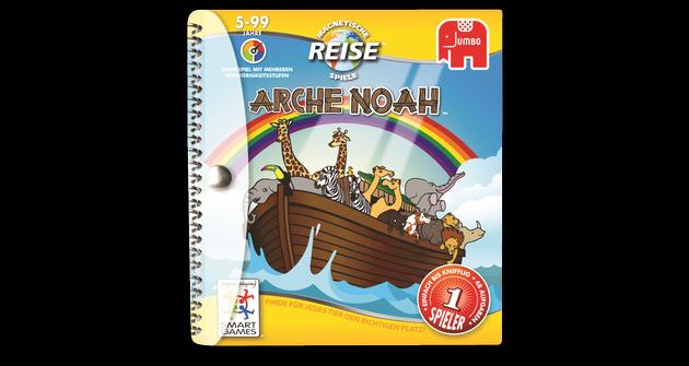 Magnetische Reisespiele Arche Noah