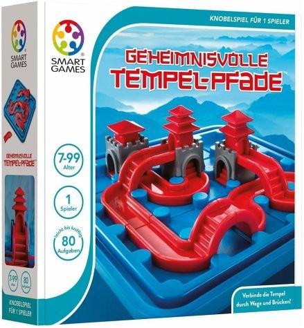 SmartGames Geheimnisvolle Tempelpfade