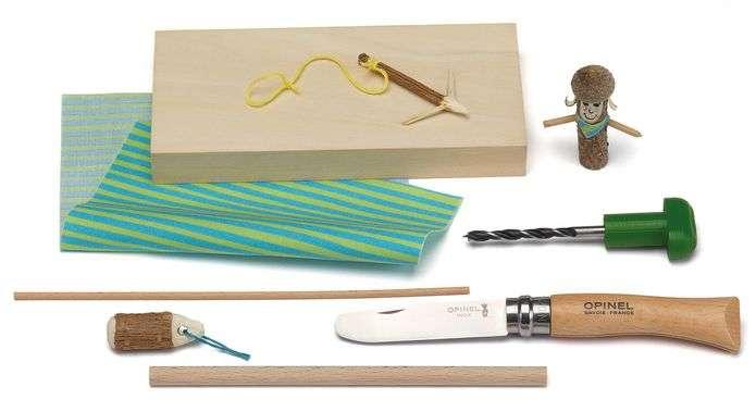 Alles Könner Kiste - Schnitzen Komplett-Set
