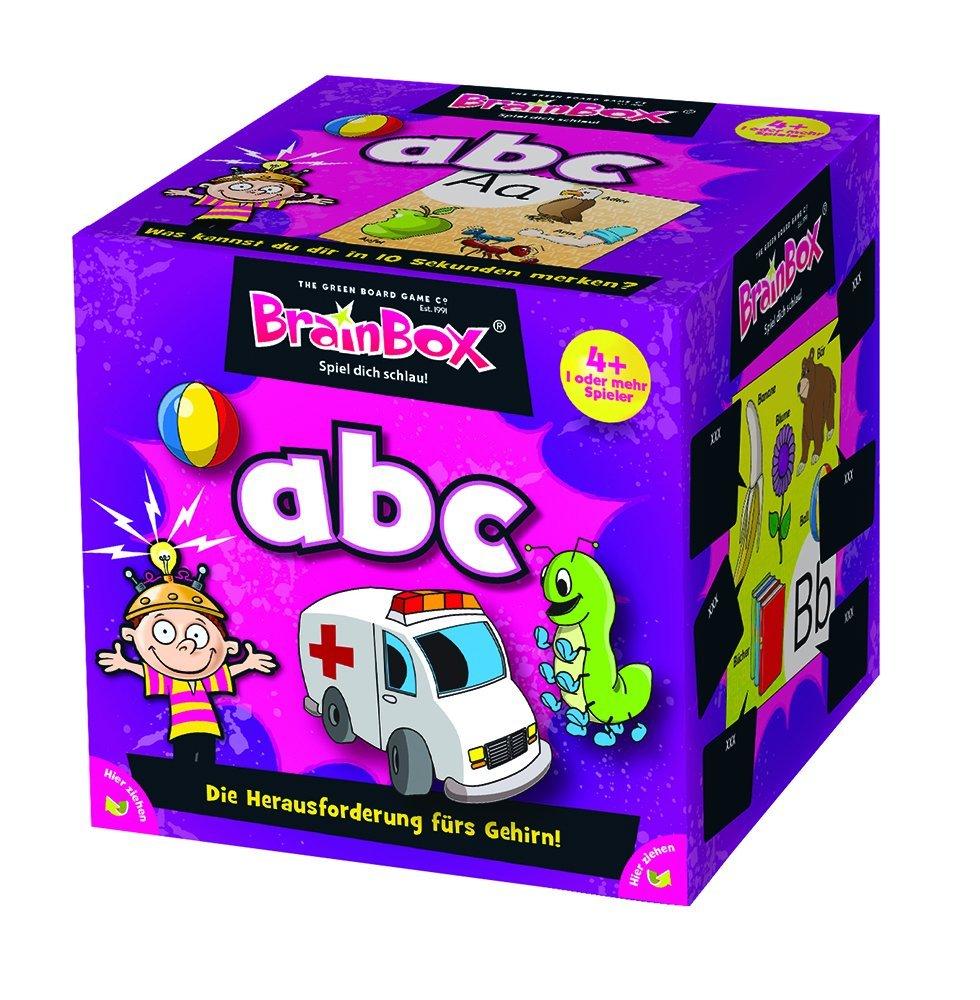 Brain Box - Meine erstes ABC
