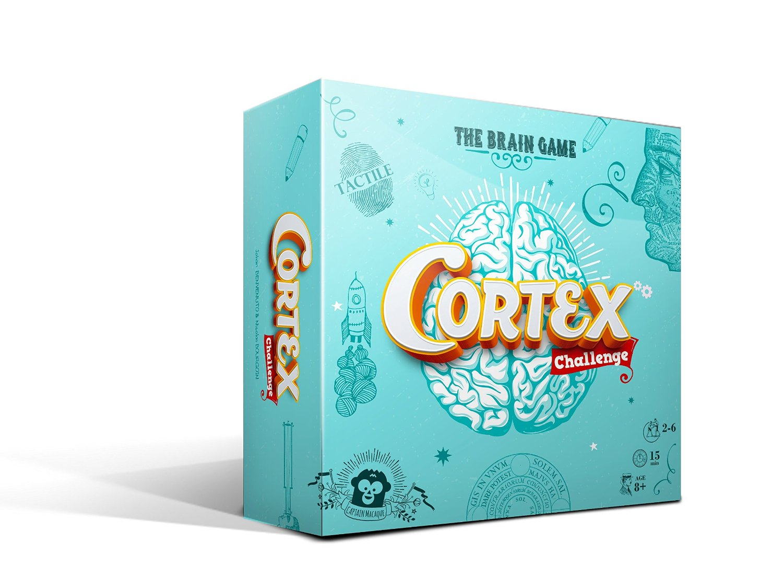 Cortex Challenge - The Brain Game