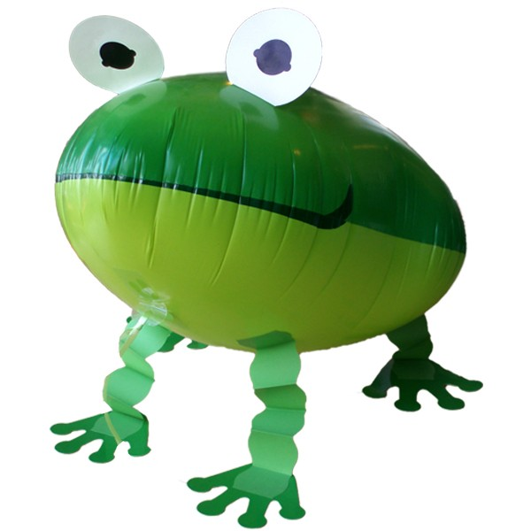 Walking Balloon Frosch - 57748