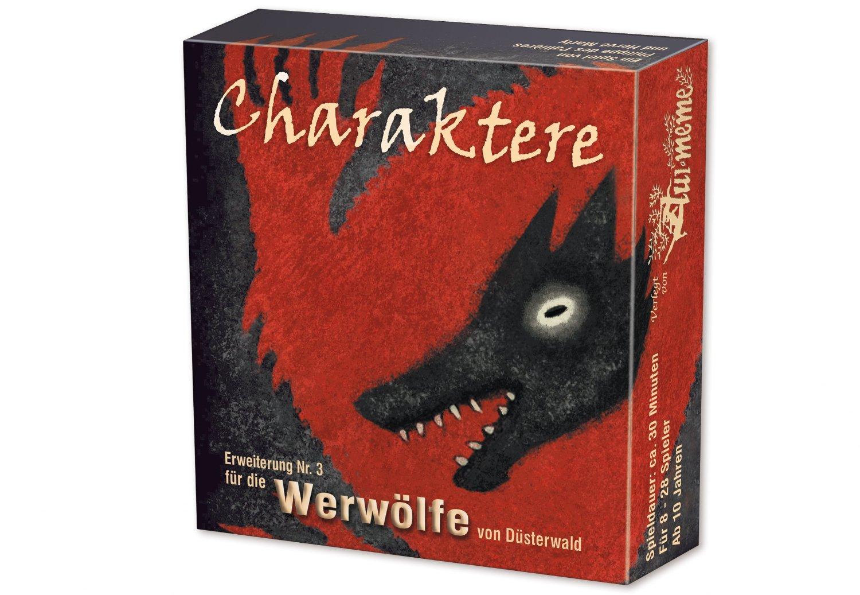 Charaktere - Erweiterung Nr.3 Werwölfe von Düsterwald