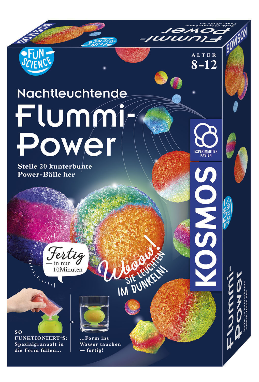 Kosmos Funs Science Flummi-Power