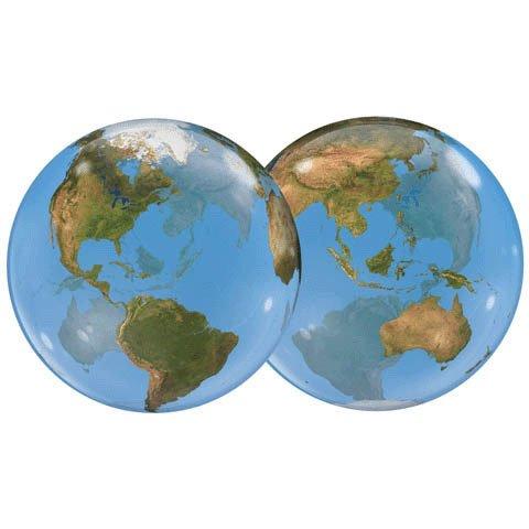Bubble Planet Earth - 58647