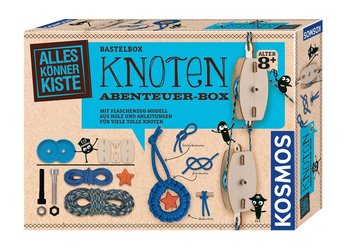 Bastelbox Knoten Abenteuer