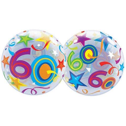 Bubble Brilliant Stars 60