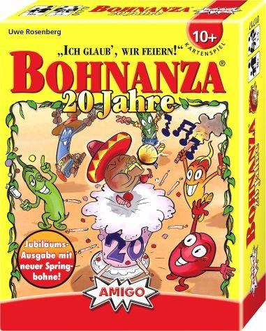 Bohnanza 20 Jahre Jubiläumsausgabe