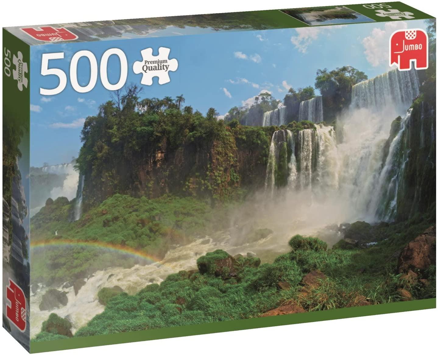 Puzzle Iguazu Wasserfälle - Argentienien - 500 Teile