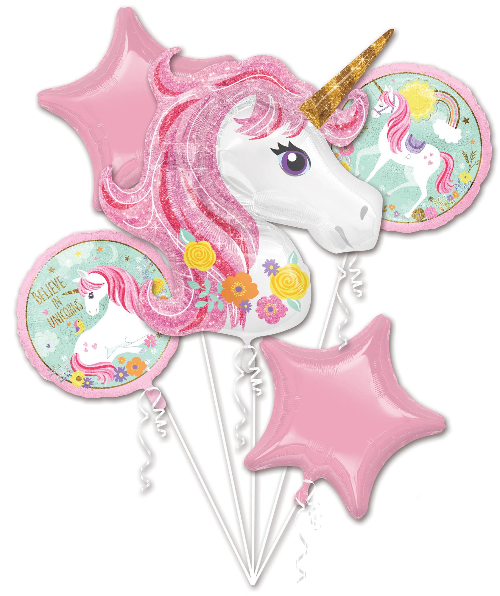 Folien-Bouquet Magical Unicorn - 60282