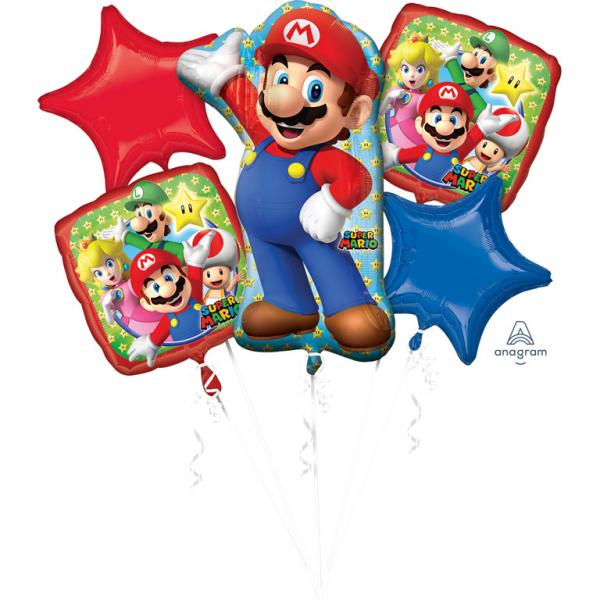 Bouquet Mario Bros - 65943
