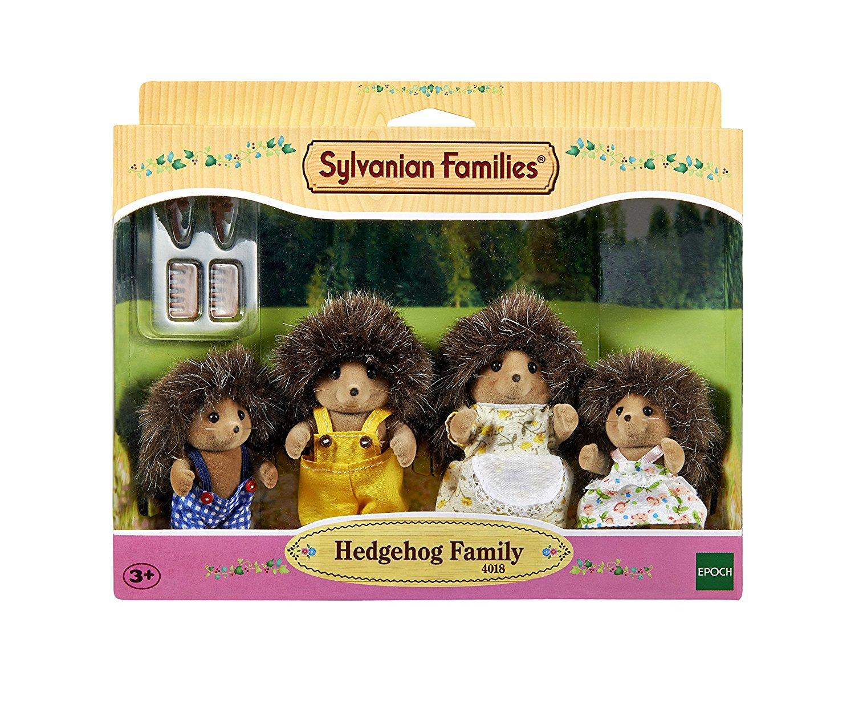 Familie Igel von Stachel
