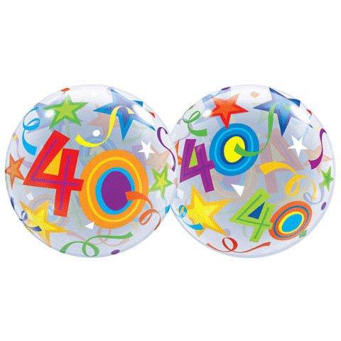 Bubble Brilliant Stars 40