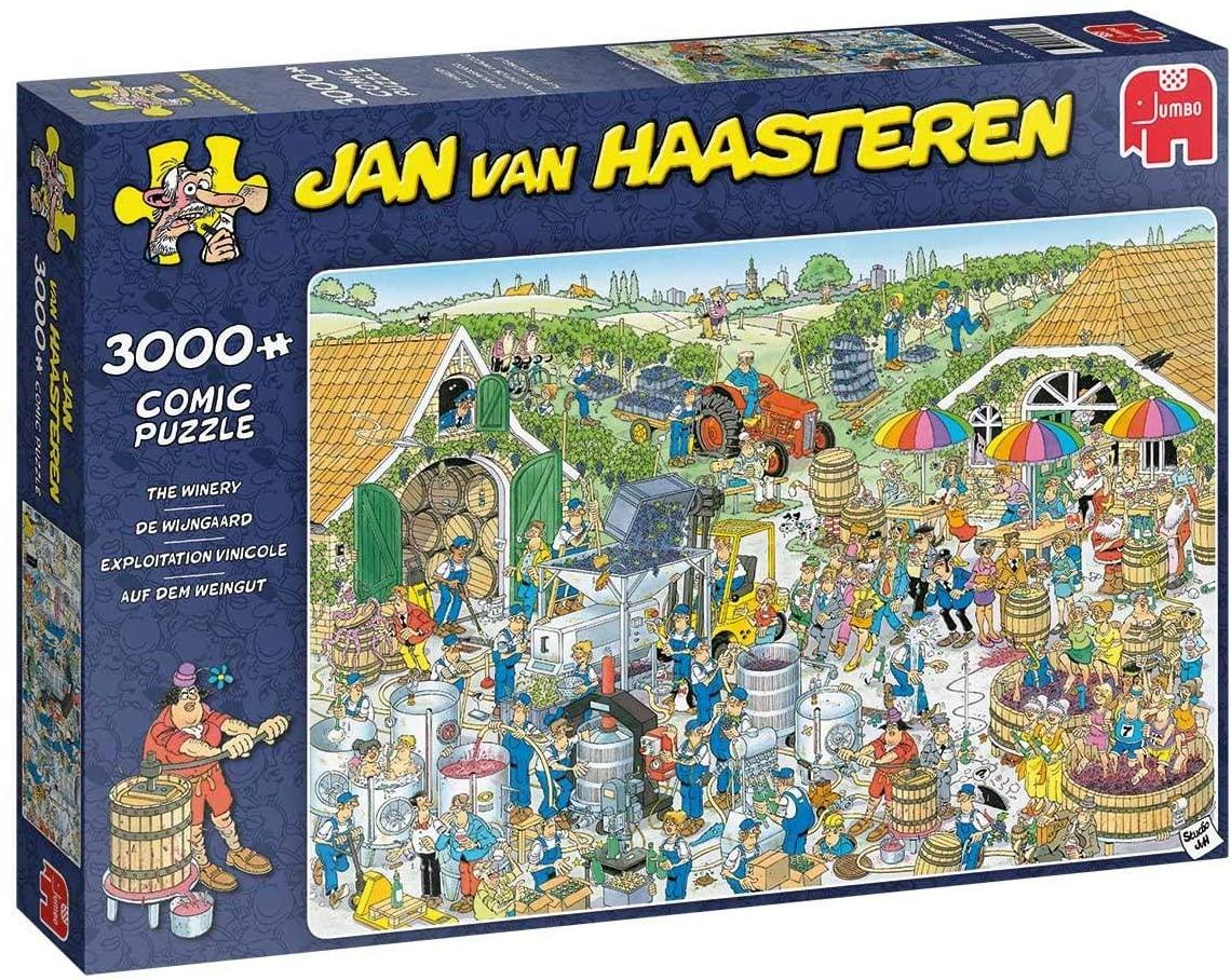 Jan van Haasteren  - Das Weingut