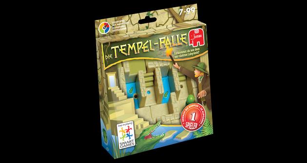 SmartGames Die Tempel-Falle