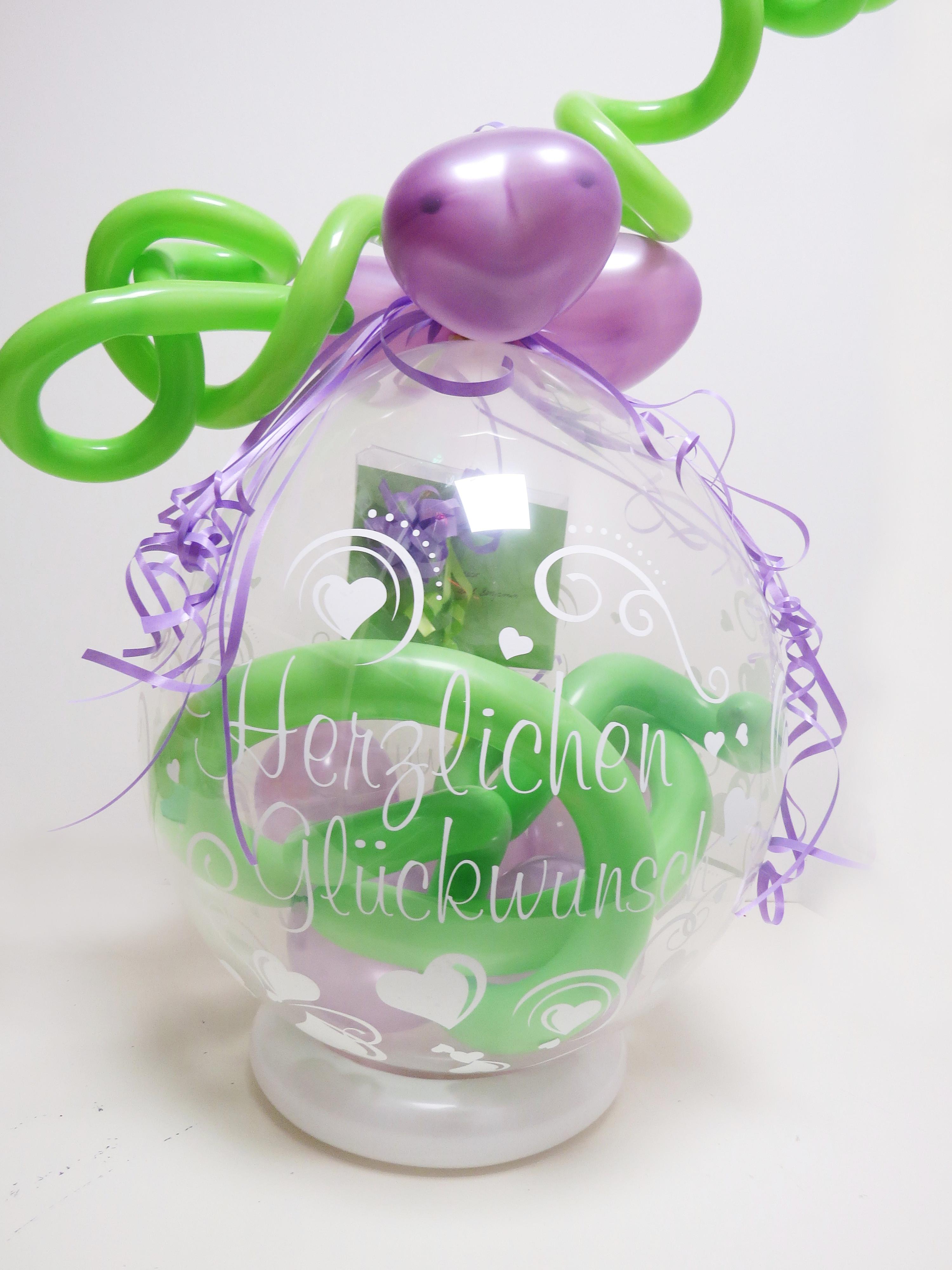 Verpackungsballon