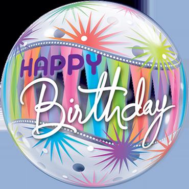 Bubble Birthday Sorbet Starblast - 65167