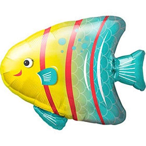Folienfigurenballon Angel Fish