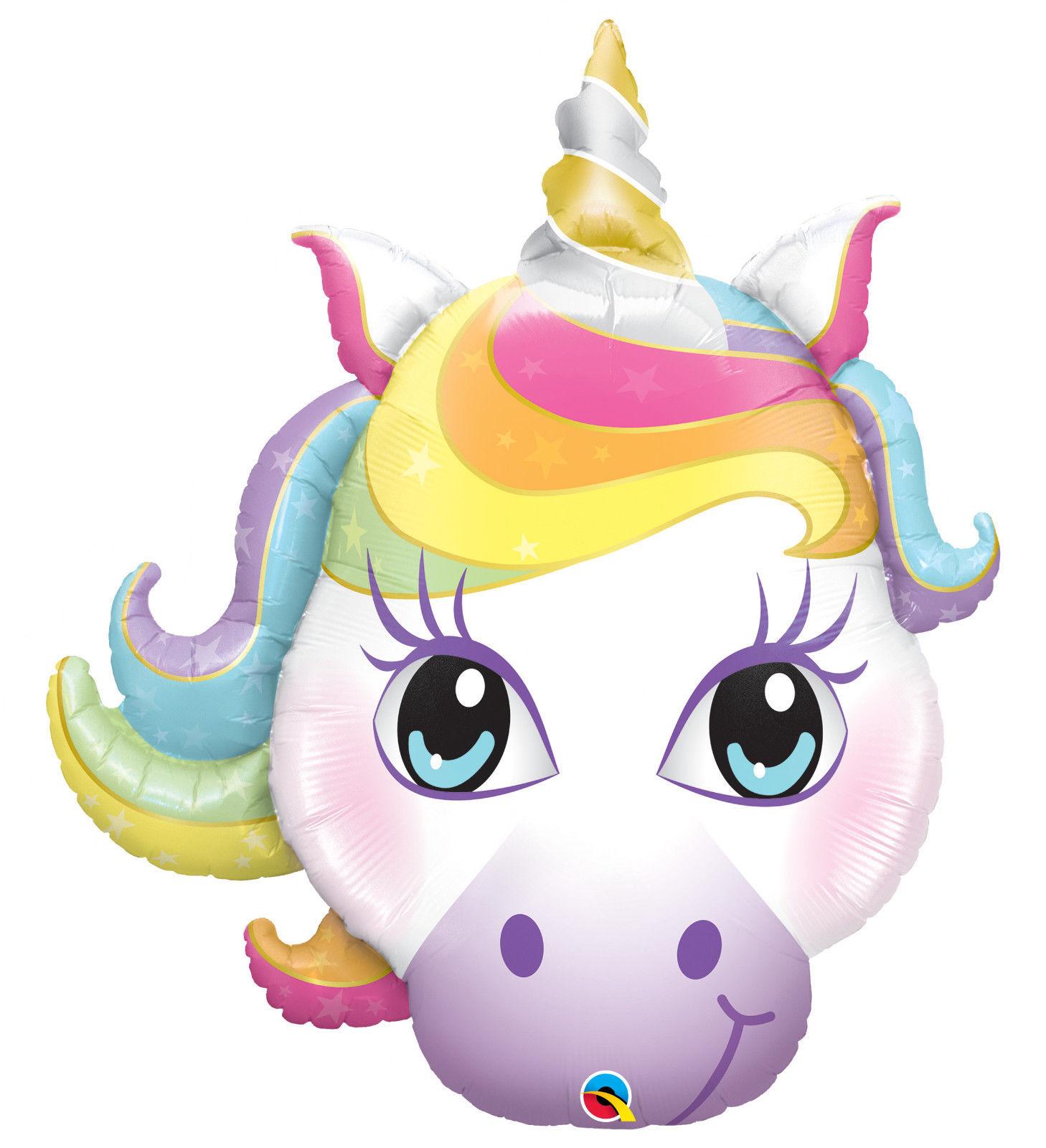Folienballon Magical Unicorn Folienfiguren 38in/97cm