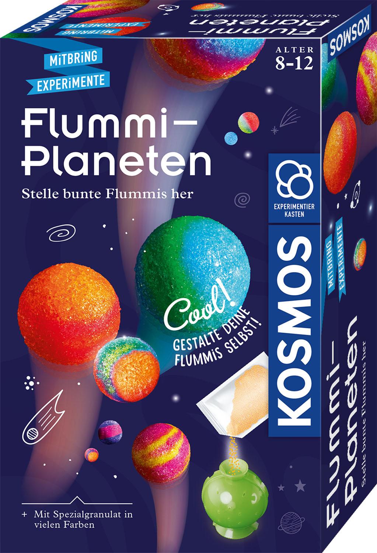 Kosmos Mitbringexperiment Flummi-Planeten