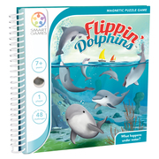 SmartGames Magnetic Travel Flippin Dolphins