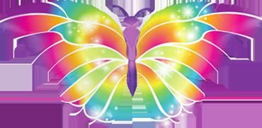 Supershape Luminous Butterfly - 63074