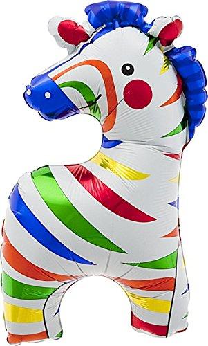 Folienfiguren Zebra 14in/35cm